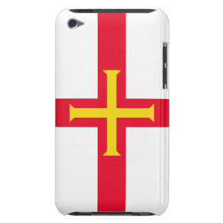 Guernsey Flag Channel Islands Case-Mate iPod Touch Case