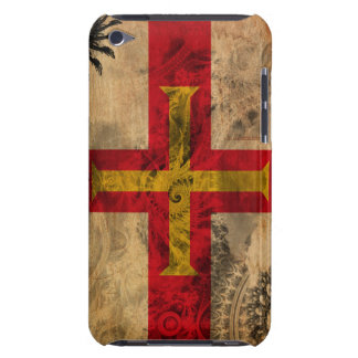 Guernsey Flag iPod Touch Covers