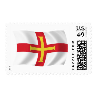 Guernsey Flag Stamps