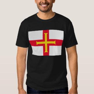 Guernsey Flag T Shirt