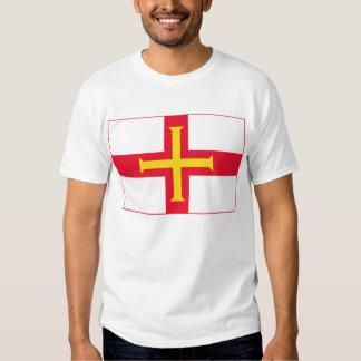 Guernsey Flag Tee Shirt