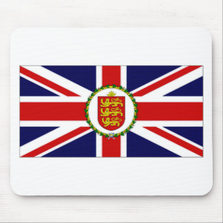 Guernsey Lieutenant Governor Flag Mouse Pad
