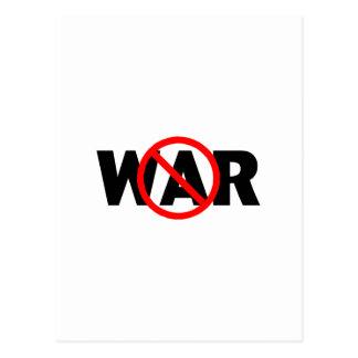 Guerra anti tarjeta postal