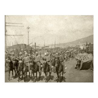 Guerra Boer del ejército británico Tarjeta Postal