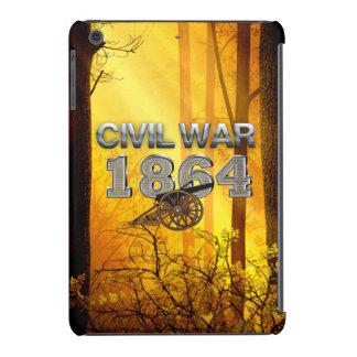 Guerra civil 1864 de ABH Fundas De iPad Mini Retina