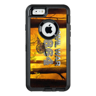 Guerra civil 1864 de ABH Funda Otterbox Para iPhone 6/6s