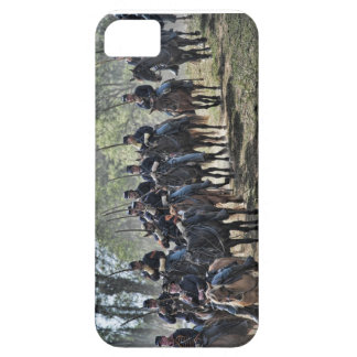Guerra civil americana (1861-1865) iPhone 5 carcasa