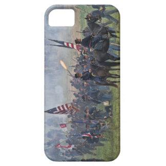 Guerra civil americana (1861-1865) iPhone 5 funda