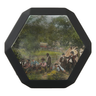 Guerra civil - campo de Gettysburg de capitán Huft Altavoces Bluetooth Negros Boombot REX
