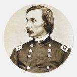 Guerra civil comandante G. general K. Warren Pegatinas