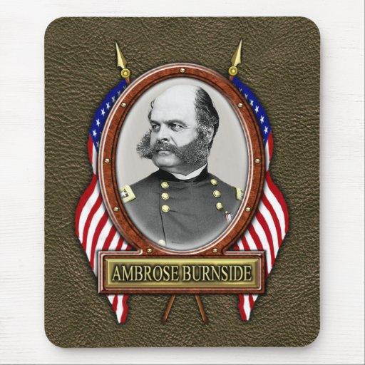 Guerra civil de Ambrose E. Burnside Alfombrilla De Ratón