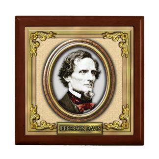 Guerra civil de Jefferson Davis Cajas De Regalo