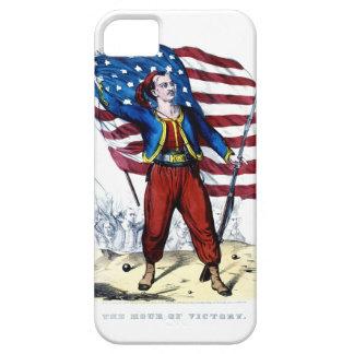 Guerra civil Nueva York Zouaves iPhone 5 Case-Mate Coberturas