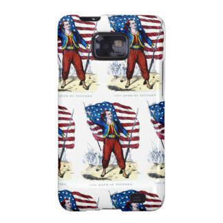 Guerra civil Nueva York Zouaves Samsung Galaxy S2 Carcasas