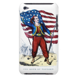 Guerra civil Nueva York Zouaves Case-Mate iPod Touch Protector