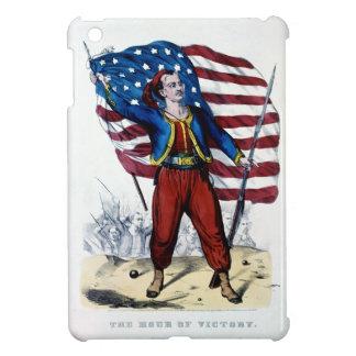 Guerra civil Nueva York Zouaves iPad Mini Funda
