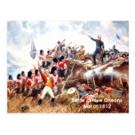 Guerra de ABH de 1812 Postales