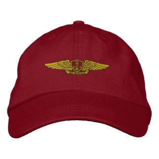 Guerra de aire gorra de béisbol bordada