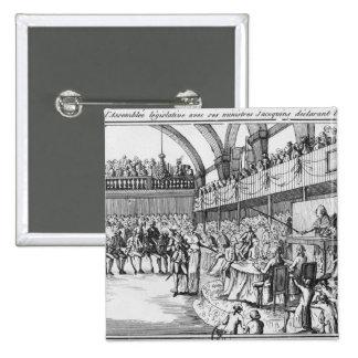 Guerra de declaración de Louis XVI el el 20 de abr Pin Cuadrado