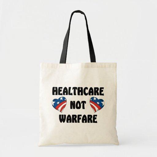 Guerra de la atención sanitaria no bolsa tela barata