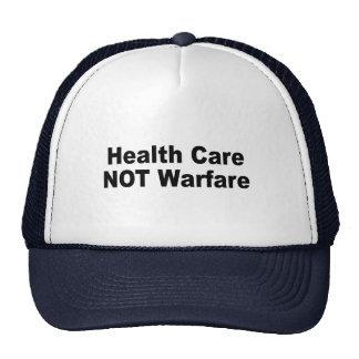 Guerra de la atención sanitaria no gorra