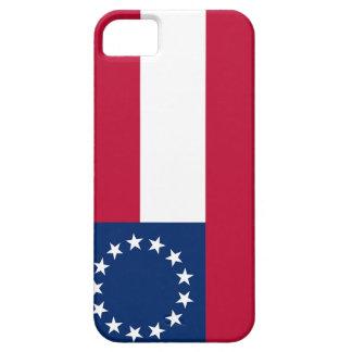 Guerra de la caja septentrional del teléfono iPhone 5 carcasa