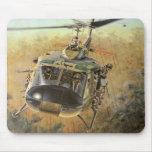 Guerra de Vietnam Mouse Pads