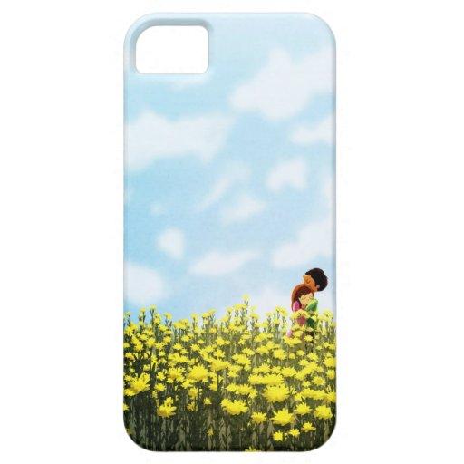 Guerra del abrazo O iPhone 5 Carcasas