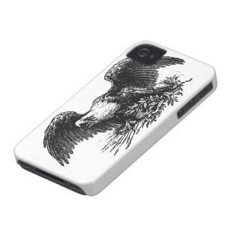 Guerra Eagle del vintage iPhone 4 Case-Mate Coberturas