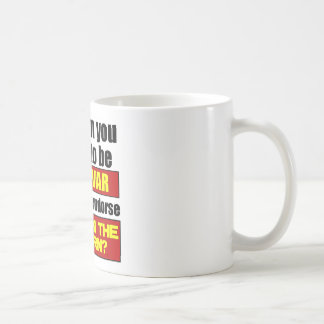 ¿Guerra en el nonato? Taza De Café