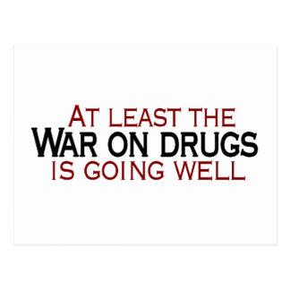 Guerra en las drogas postales