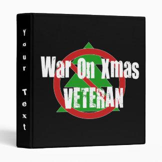 Guerra en veterano de Navidad