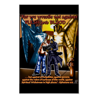 Guerra espiritual impresiones