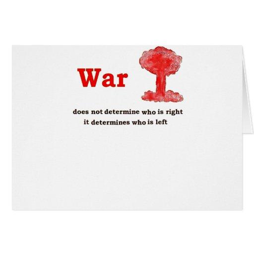 guerra felicitaciones