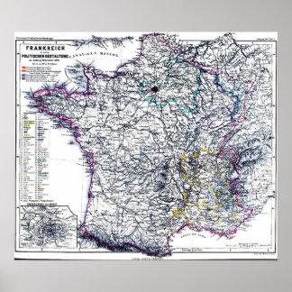 Guerra Franco-Prusiana Póster