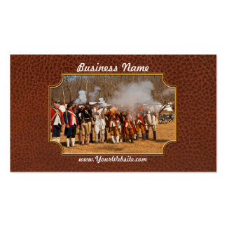 Guerra - guerra revolucionaria - el taladro del tarjetas de visita
