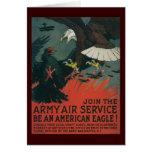 Guerra mundial de American Eagle 2 Felicitacion