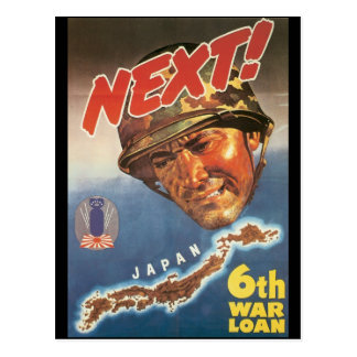 Guerra mundial siguiente 2 tarjetas postales