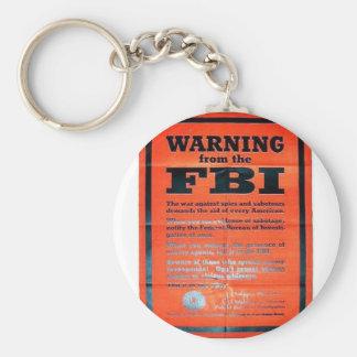 Guerra Ning del Fbi Llavero
