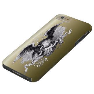 Guerra revolucionaria Eagle Funda Para iPhone 6 Plus Tough