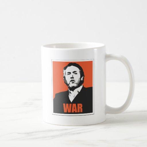 Guerra Tazas De Café