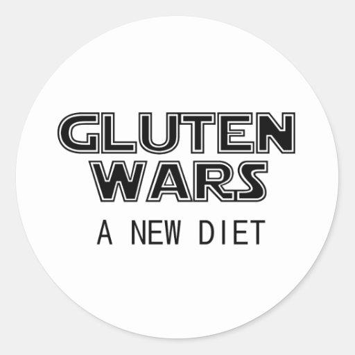 Guerras del gluten: Un gluten celiaco de la nueva  Etiqueta