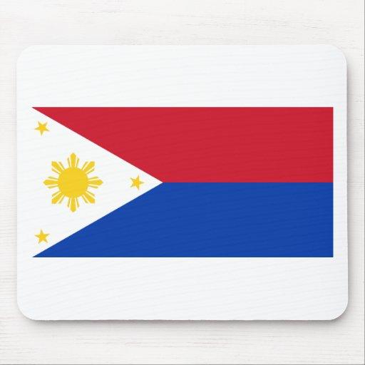 Guerrean   las Filipinas, Filipinas Tapete De Ratón