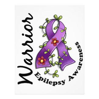 Guerrero 15 de la epilepsia tarjetas informativas