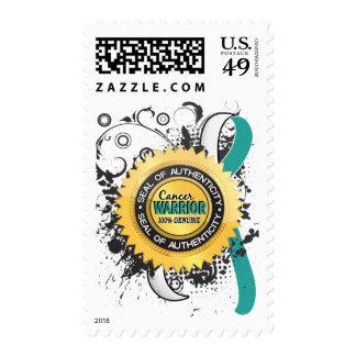 Guerrero 23 del cáncer de cuello del útero sello postal