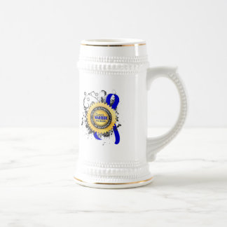 Guerrero anal 23 del cáncer taza de café