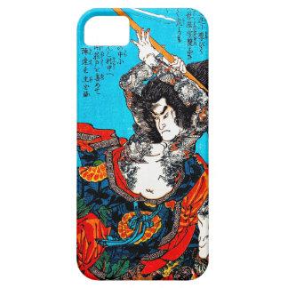 Guerrero antiguo japonés oriental fresco Jo del Funda Para iPhone SE/5/5s