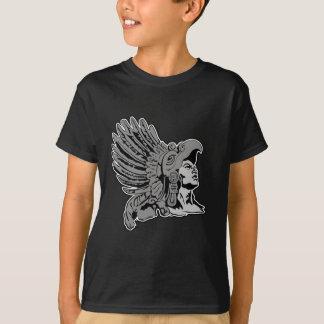 guerrero azteca playera