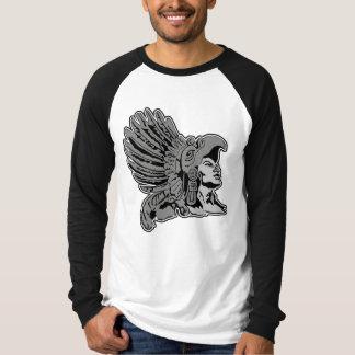 guerrero azteca poleras