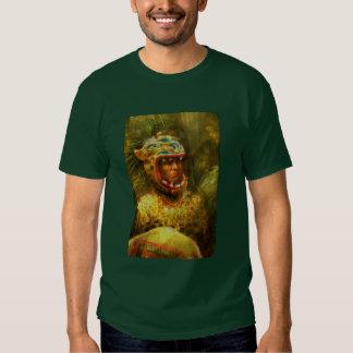 Guerrero de Jaguar Camisas